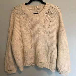 NEW Women's Mystree Sweater Size S-M